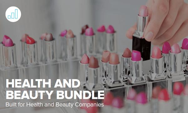 NetSuite Health & Beauty Bundle Brochure