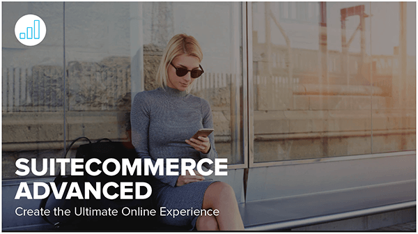 SuiteCommerce Advanced Brochure Image