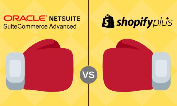 NetSuite SuiteCommerce Advanced vs Shopify Plus Image, NetSuite Consultants