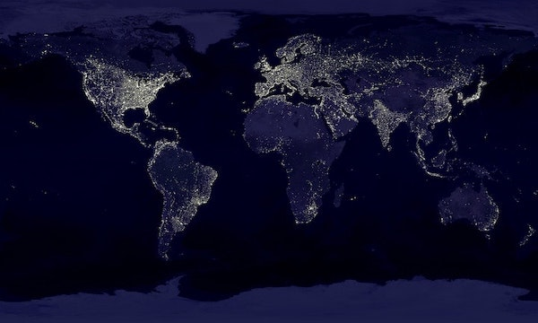 Earth-lights-world-NetSuite-OneWorld-Global-Expansion