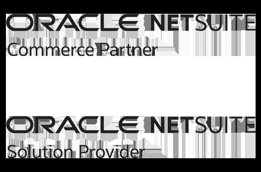 NetSuite Commerce Partner & NetSuite Solution Provider logos, NetSuite pricing