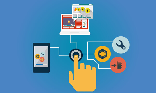 Hand navigating programs, omnichannel experience, NetSuite consultants
