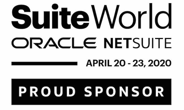 SuiteWorld 2020 Sponsor, SuiteCentric