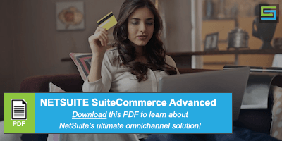 NetSuite SuiteCommerce Advanced PDF, Omnichannel Experiences