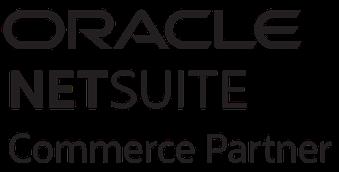 NetSuite Commerce Agency Partner Logo, NetSuite solutions