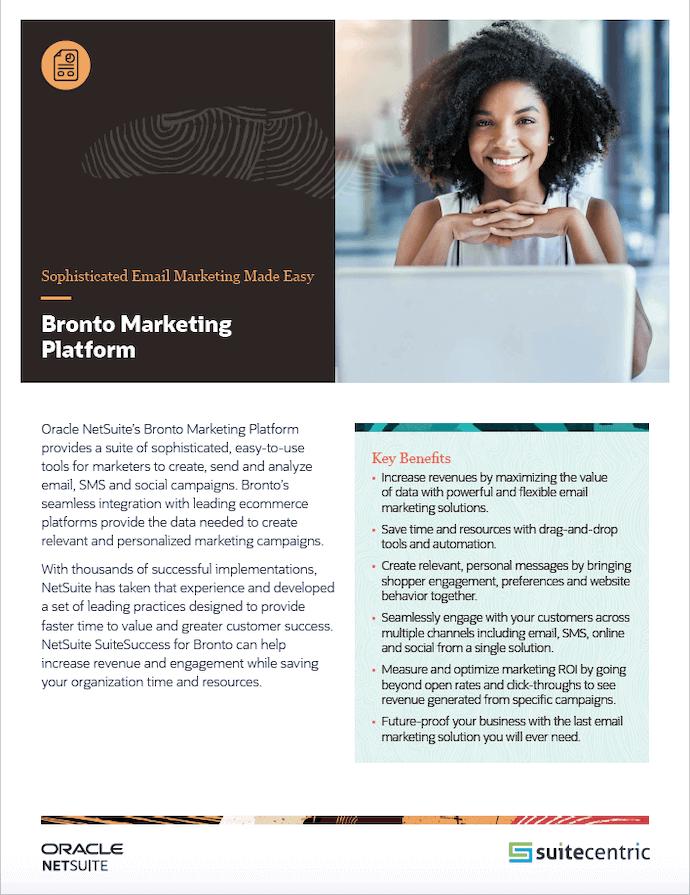 Bronto-Marketing-Platform-SuiteSuccess-SuiteCentric
