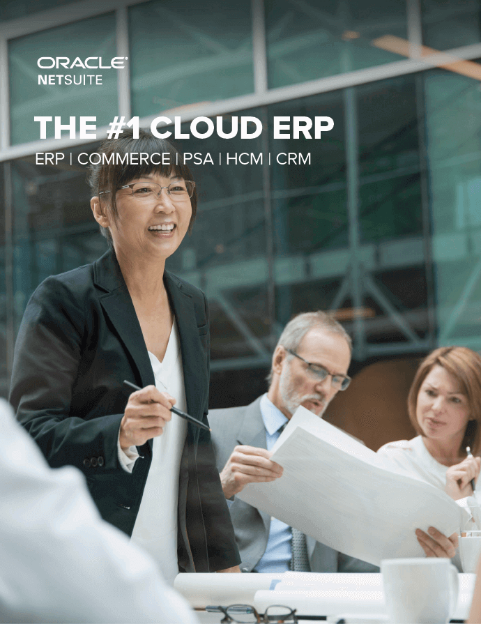 NetSuite Corporate Brochure, netsuite datasheets