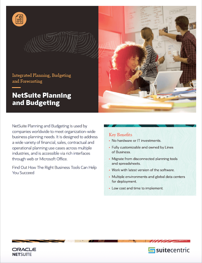 NetSuite Planning-and-Budgeting-SuiteCentric