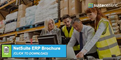NetSuite ERP PDF, SAP Business One
