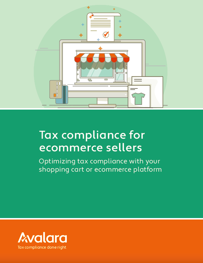 Avalara Tax Compliance for Ecommerce Sellers - Image, SuiteCentric