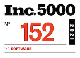 2021 Inc. 5000 -Software Companies List-SuiteCentric
