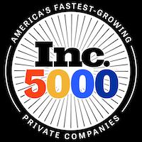 Inc. 5000 Color Medallion Logo, SuiteCentric